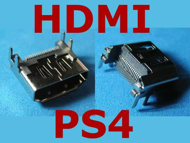 Ps4 Puerto Hdmi Nuevo Original Playstation 4 Reparacion