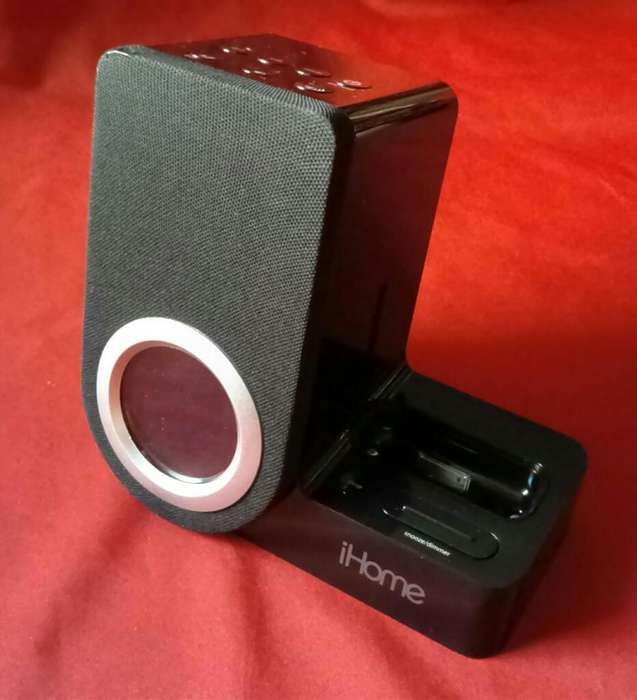 Parlante Ihome iPod iPhone