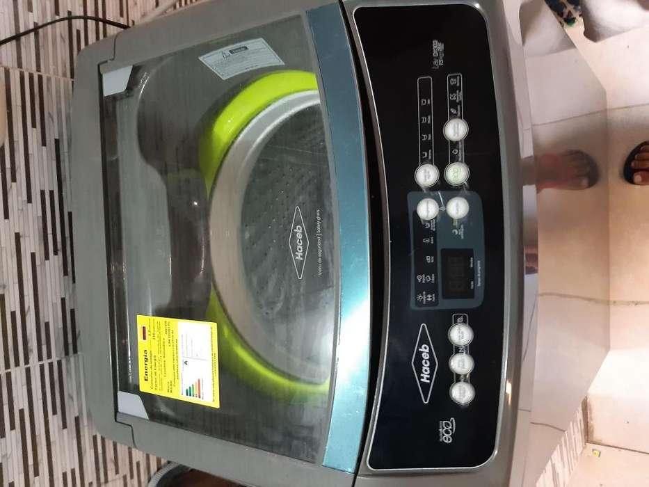 <strong>lavadora</strong> Marca Haced con Su Garantia