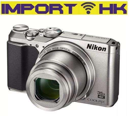 Camara Nikon Coolpix A900 20mp 4k 35x Zoom Wifi