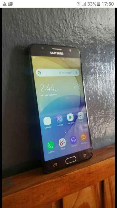 Vendo Samsung Galaxy J7 Prime Impecable