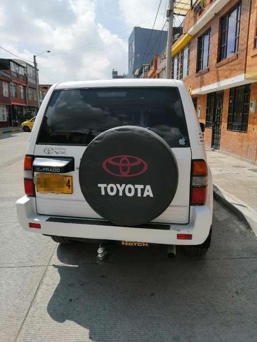 Toyota Prado 1989 - 212000 km