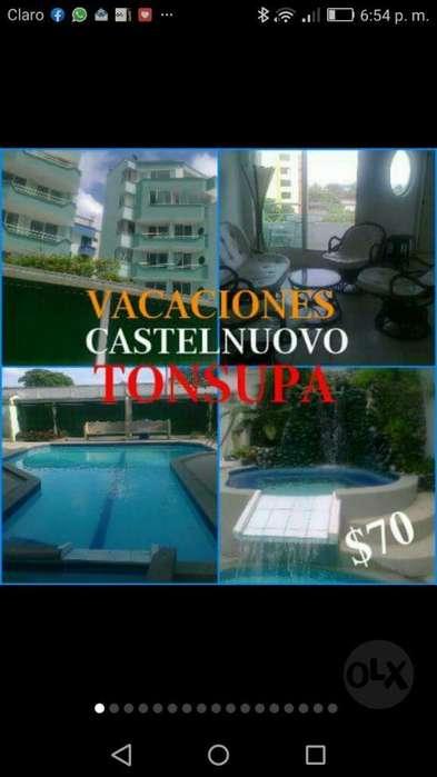 Alquilo Rento Suite Tonsupa Castelnouvo
