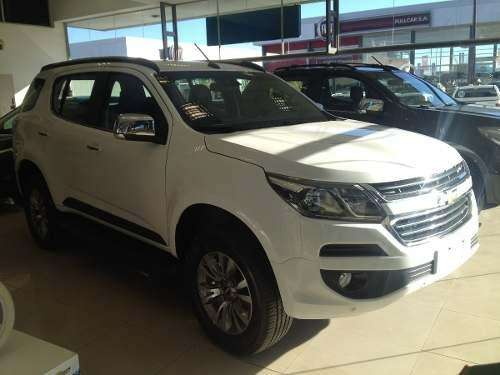 Chevrolet Trailblazer 2018 - 0 km
