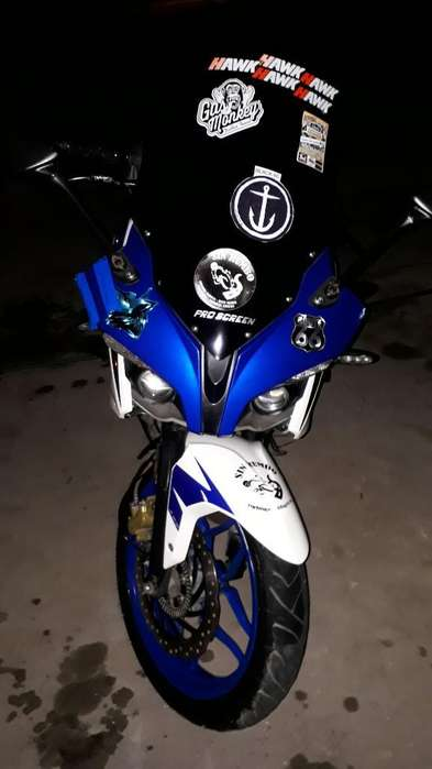 Permuto Rouser Rs 200