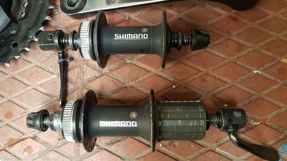 Vendo Componentes Shimano de 8y9 Velocid