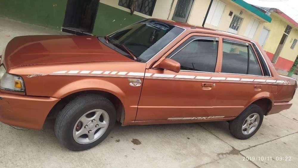 Mazda 323 1989 - 142 km