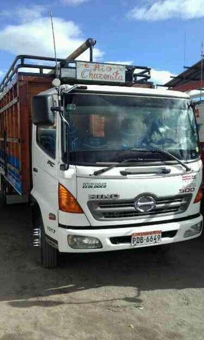 Hino Fc 2008 25500