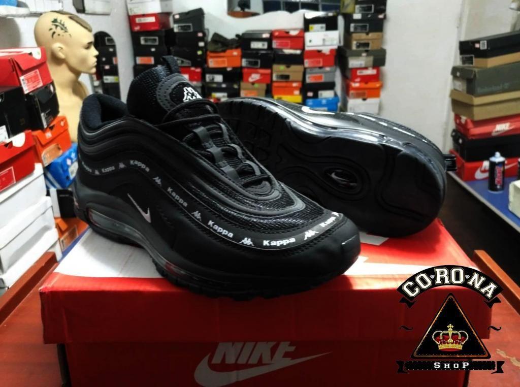 Zapatillas Nike Air Max 97 Se White Blue Stock Talla 41 Y 42