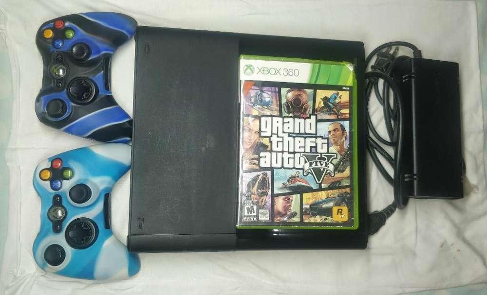 Xbox 360 Como Nuevo