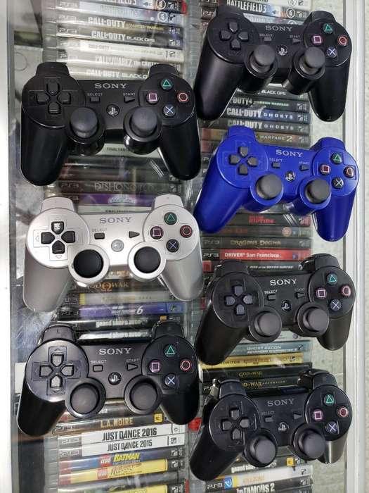 Controles Ps3 Originales Negros