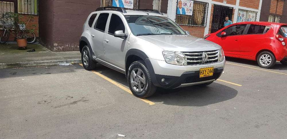 Renault Duster 2015 - 86500 km