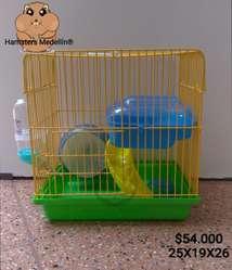 Jaula Hamster 20
