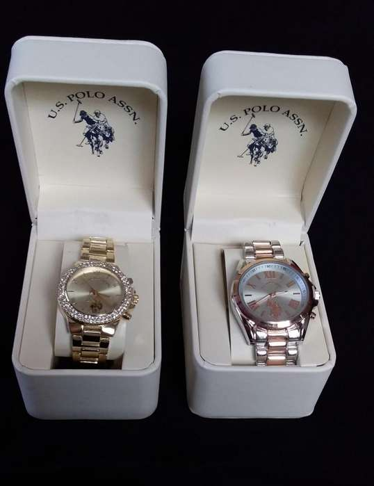 Relojes U.S. Polo ASSN Mujer