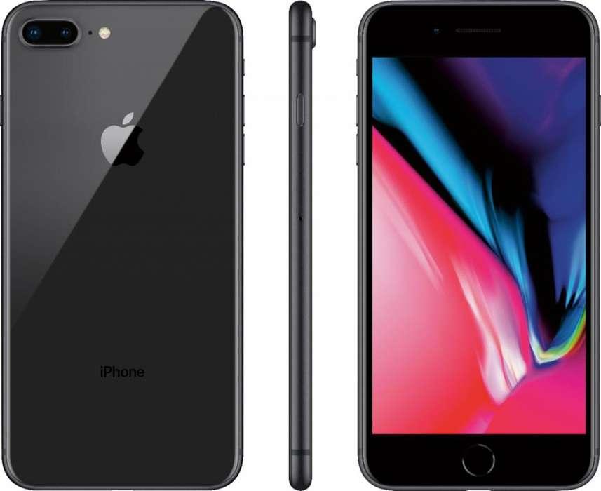 Iphone 8 Plus 64Gb Estado 10/10