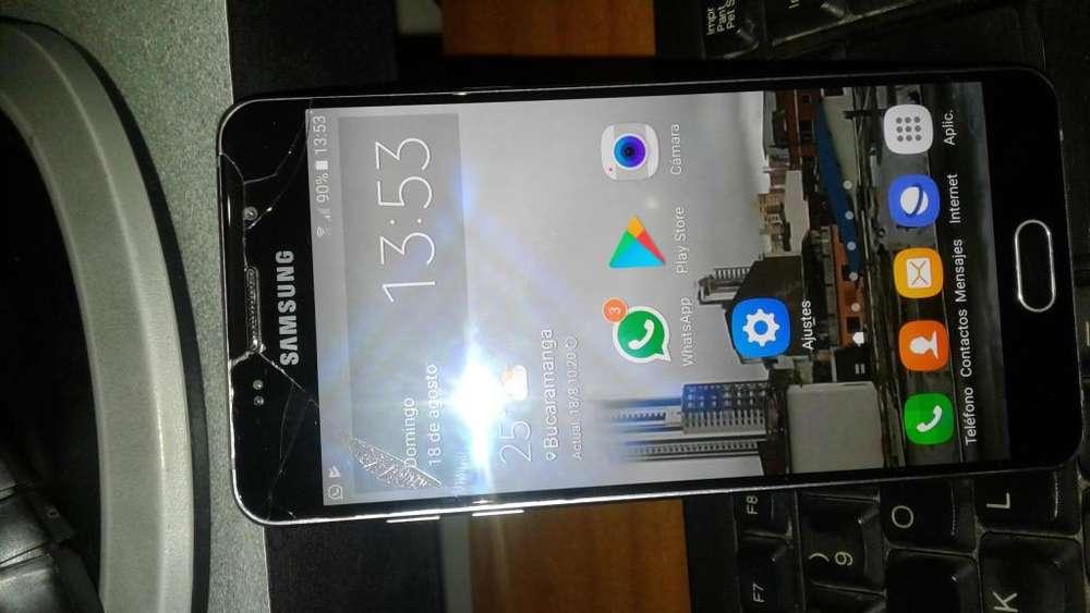 Samsung Galaxy A5 2016 con huella