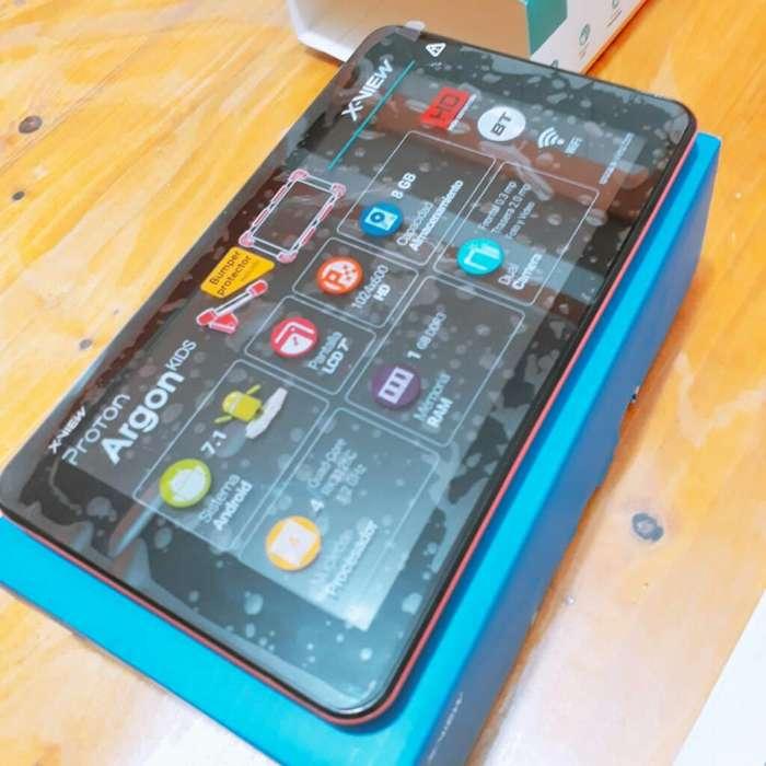 Tablet 7.1 Nueva sin Uso