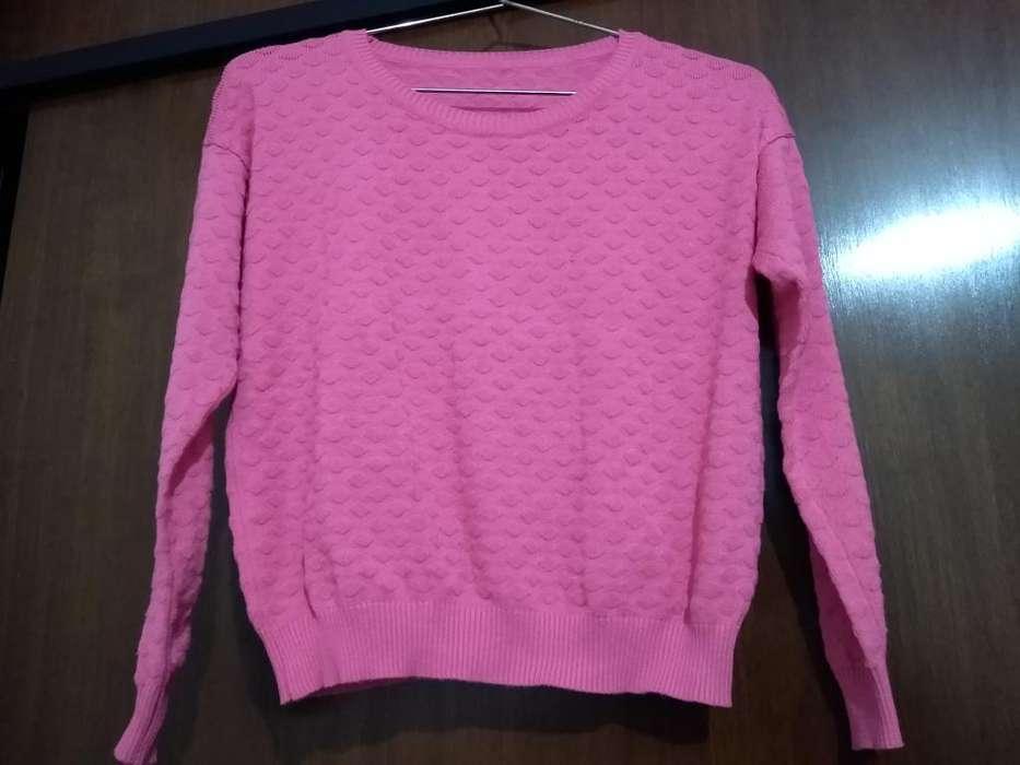Sweater Hilo Mujer