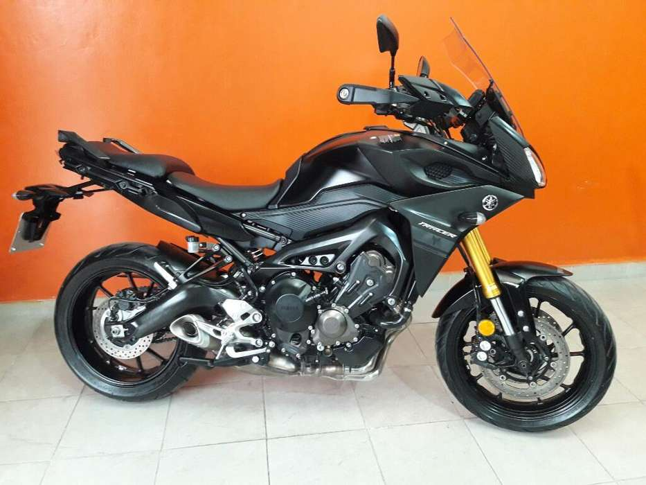 Yamaha Mt 09 Tracer Rcbo Men O Mayor Val