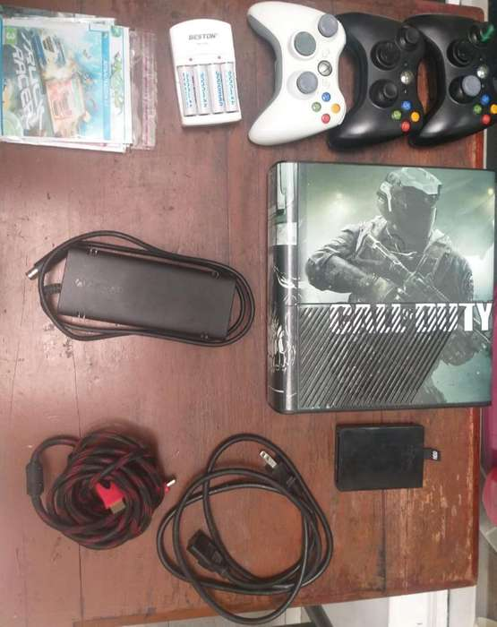 Última Versión de Xbox 360 Súper Slim E