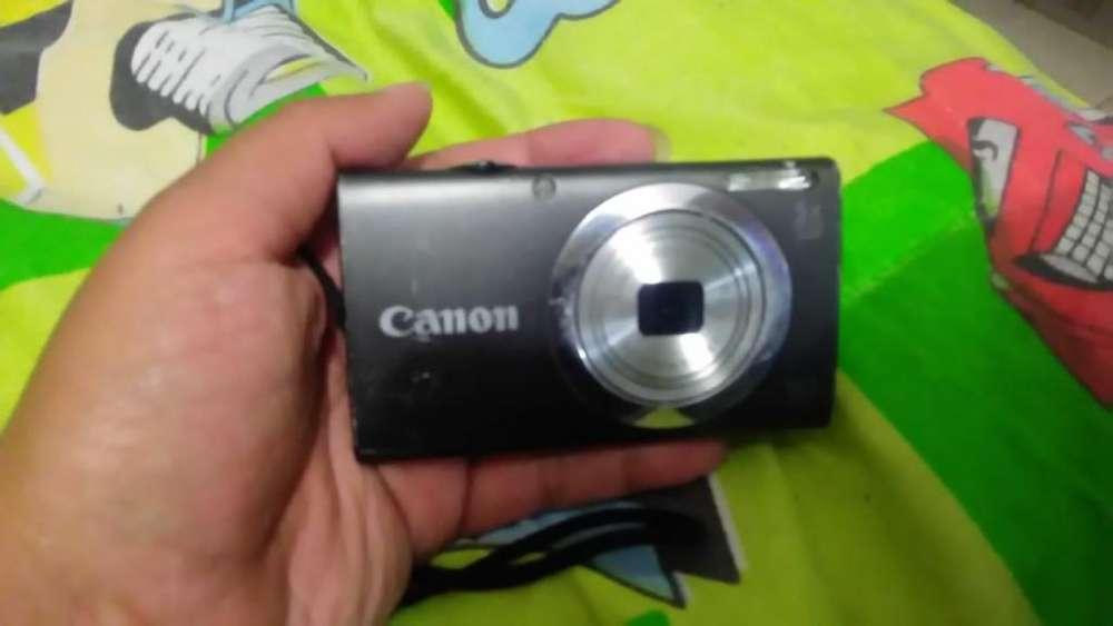 Camara Canon Buen Estado Original CON TODO