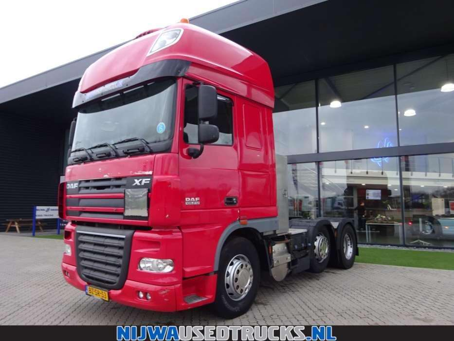 DAF XF 105 510 Retarder ADR - To be Imported