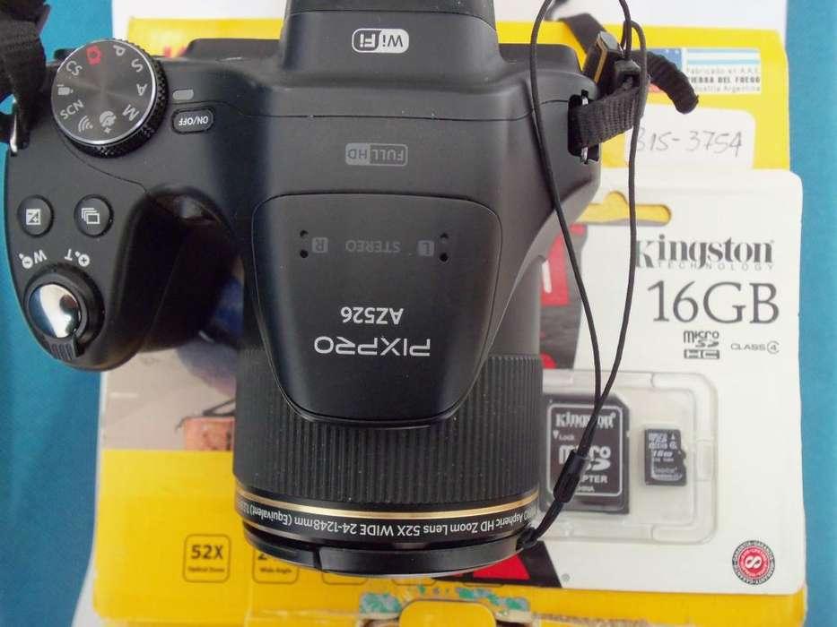 Kodak AZ 526 Semiprofesional en caja original 13000 pesos