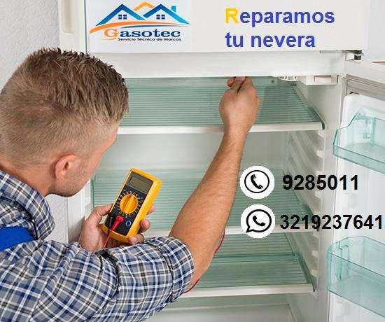 Refrigeración Neveras de todas las marcas PBX9285011