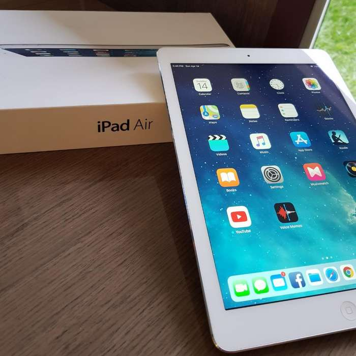 iPad Air 1 16 Gb Blanco A1474