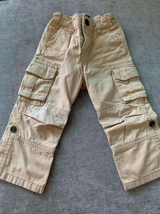 Pantalón niño Babygap 12-18 Meses