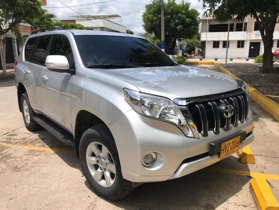 Toyota Land Cruiser Prado 2014 - 65008 km