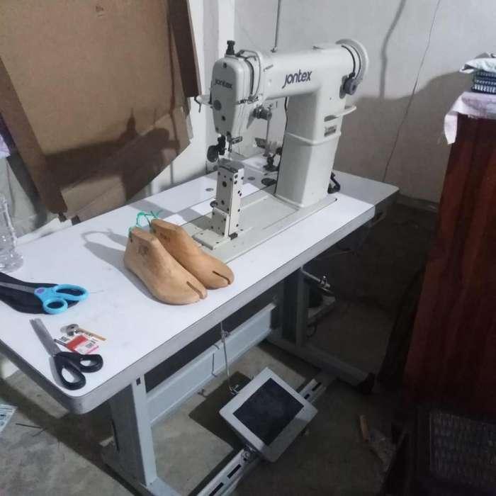 Maquina de coser calzado informacion 0983037312 WhatsApp