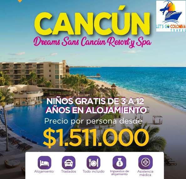 Promoción a Cancún