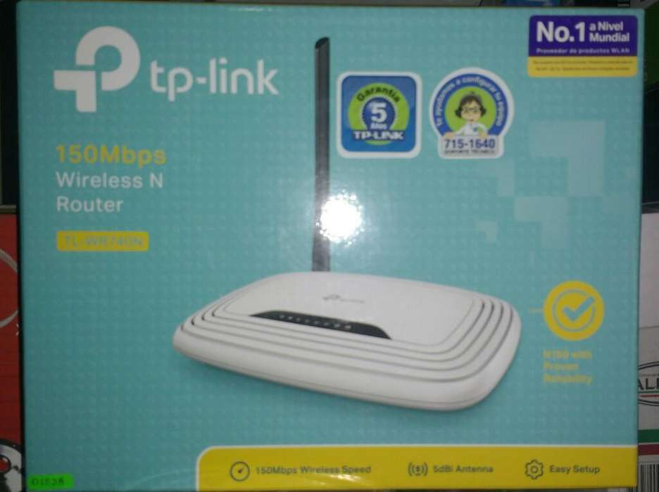 Router Wireless N 150 Mbps