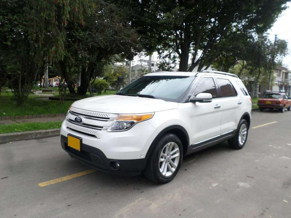 Ford Explorer 2015 - 72000 km