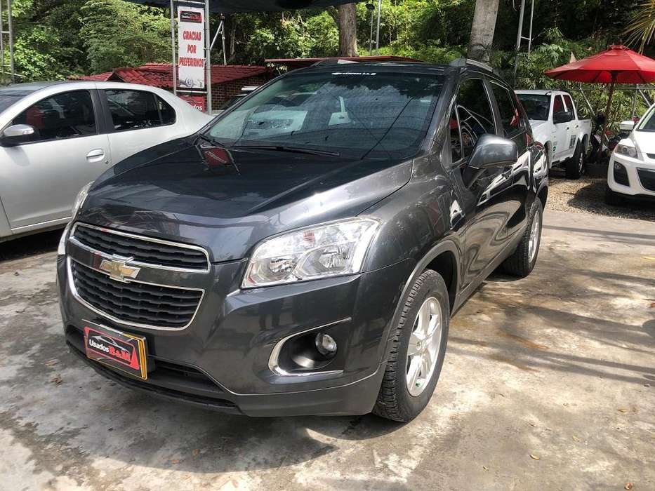 Chevrolet Tracker 2016 - 154208 km