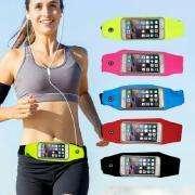 Riñoneras y brazaletes para celular