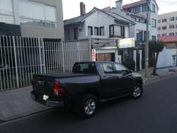 Toyota Hilux 2018, Ploma, Full Equipo.