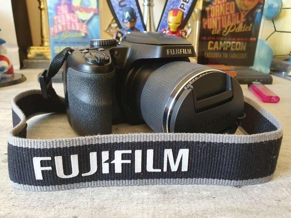 Cámara Fujifilm Finepix S9800 Como Nueva