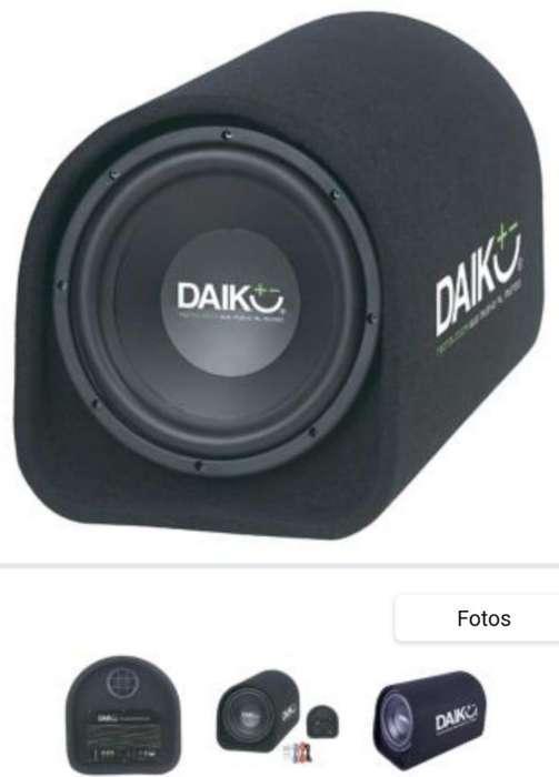 Bufer Daiko 12 Pulg