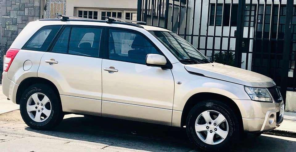 Suzuki Nomade 2009 - 95000 km