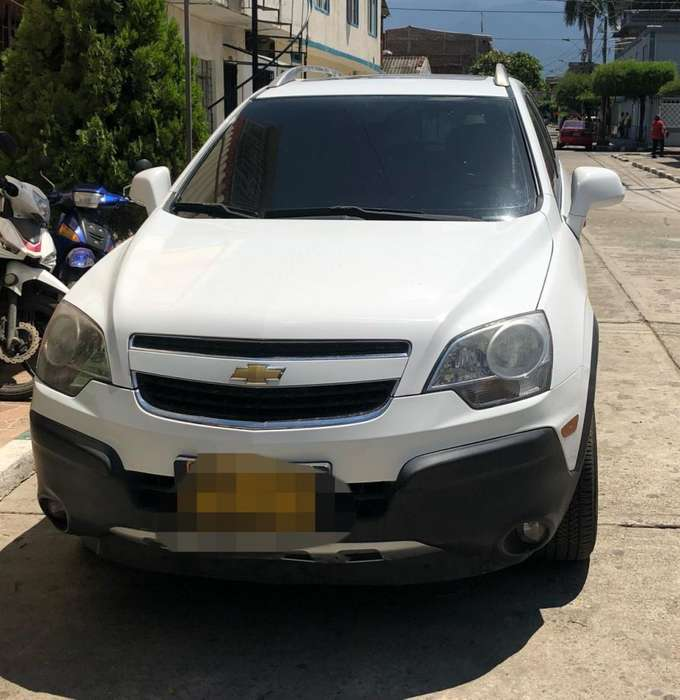 Chevrolet Captiva 2012 - 119000 km