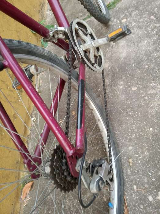 Bici Rodado 26