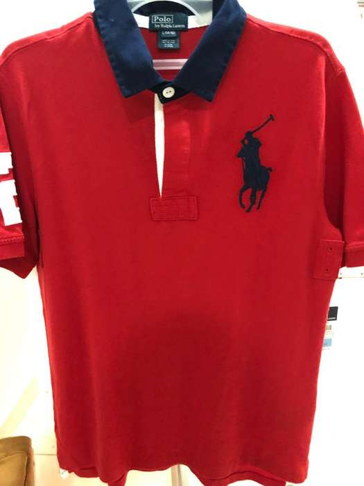 Camisa Polo Niño Talla L 14-16 Años