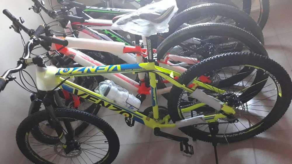 Bicicletas Nuevas Venzo