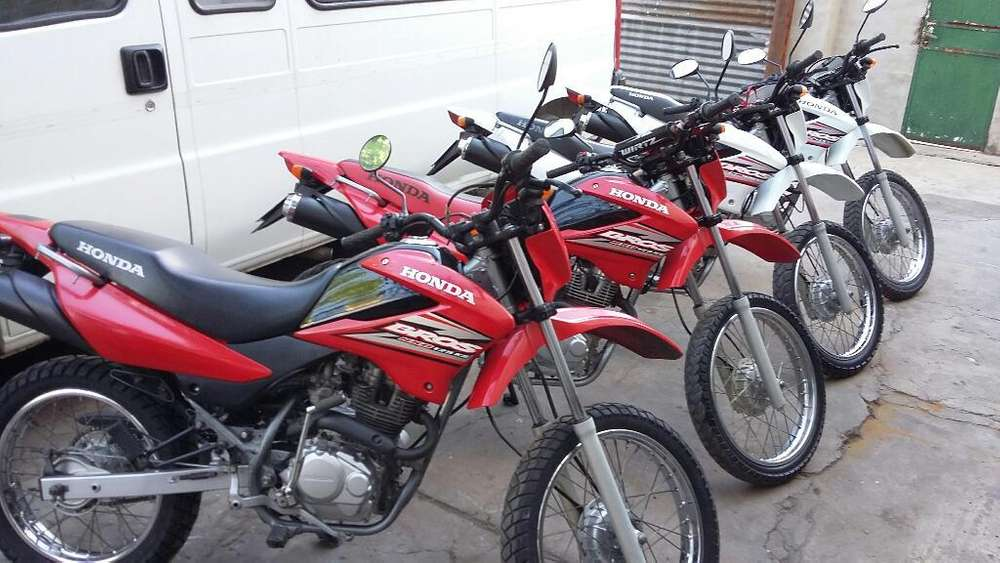 <strong>honda</strong> Bross Nxr Impecables