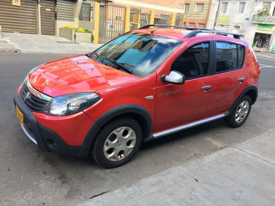 <strong>renault</strong> Sandero Stepway 2012 - 97600 km