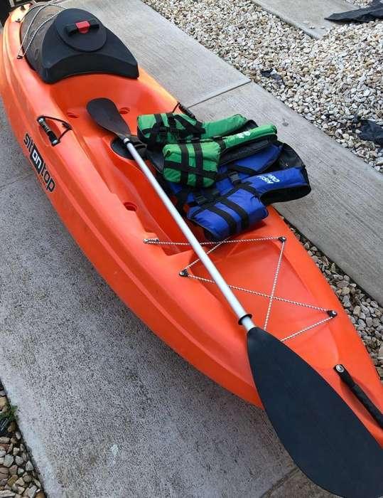 Kayak Sit On Top Honu
