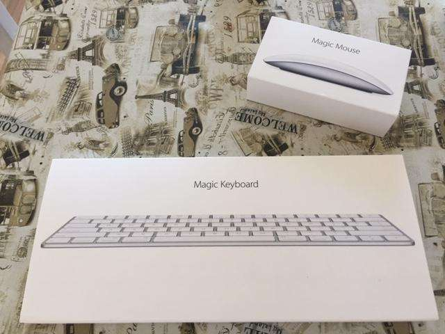 TECLADO INALÁMBRICO MAGIC KEYBOARD APPLE [ESPAÑOL]