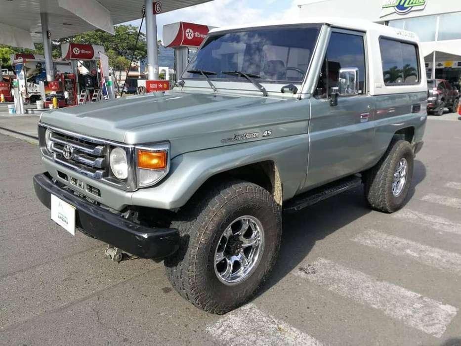 Toyota Land Cruiser 2000 - 191000 km